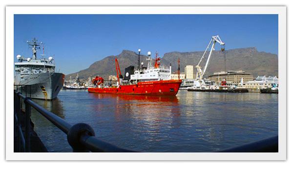 capetown harbour
